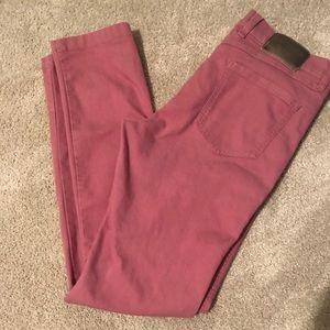 Cute pink escada jeans
